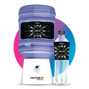 Agua 20 Litros Factor X