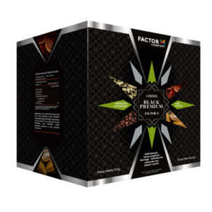 Coffee Black Premium Factor X