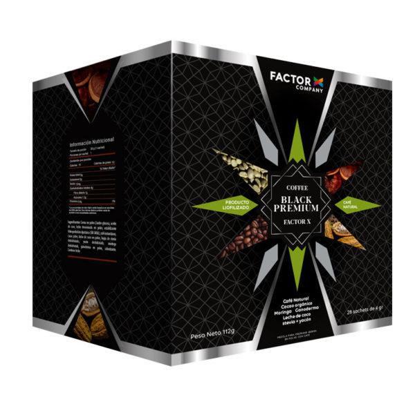 Coffee Black Premium Factor X